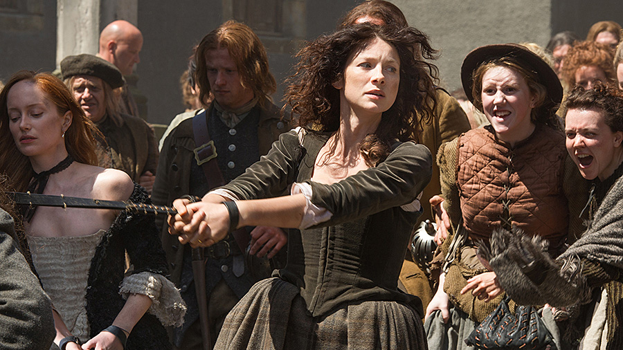 Outlander Jamie Vergewaltigt