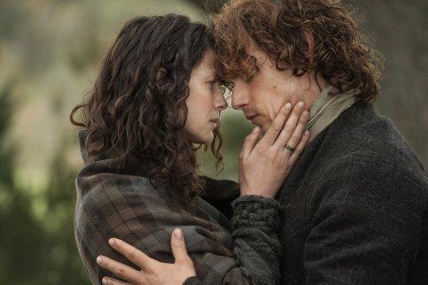 Still Jamie & Claire
