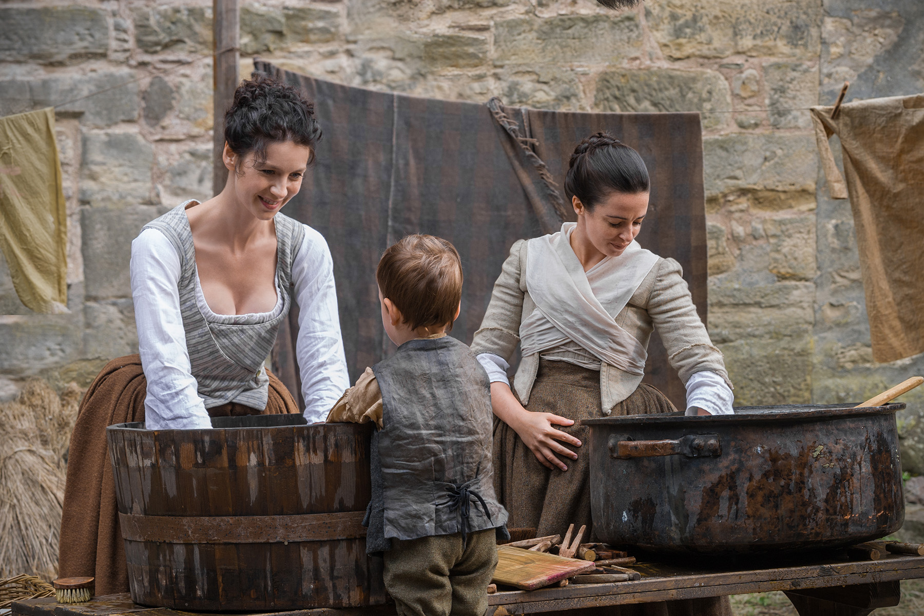 Watch Outlander Full Movie Free with STARZ