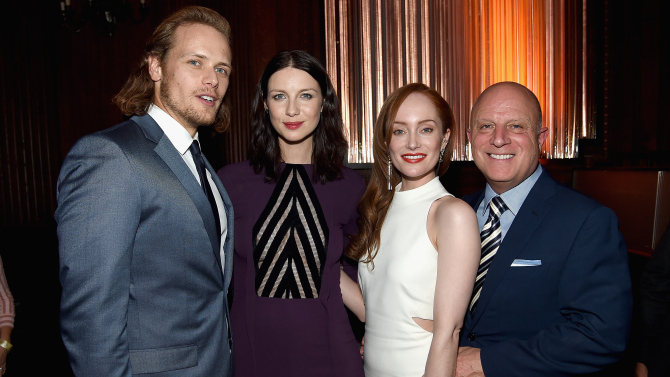 """Outlander"" Mid-Season New York Premiere - After Party"