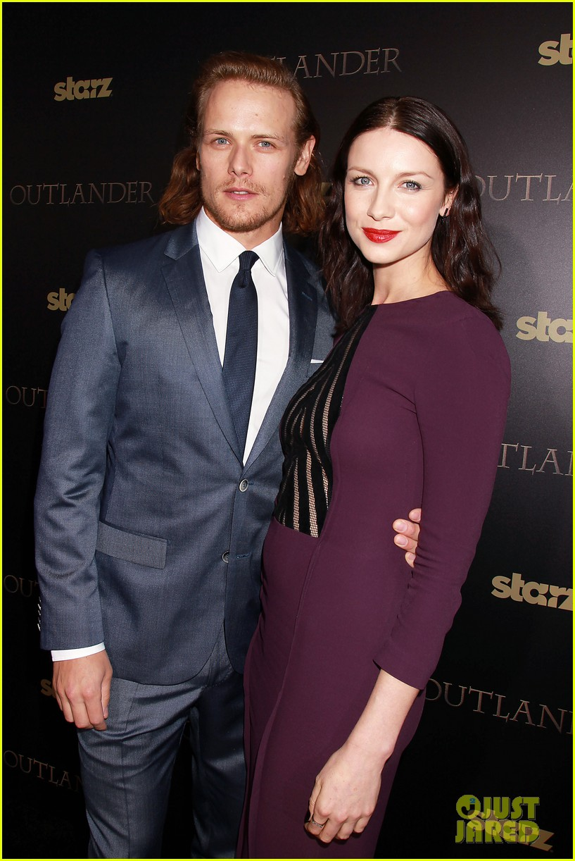 Sam heughan caitriona balfe outlander nyc premiere 04 leave a comment