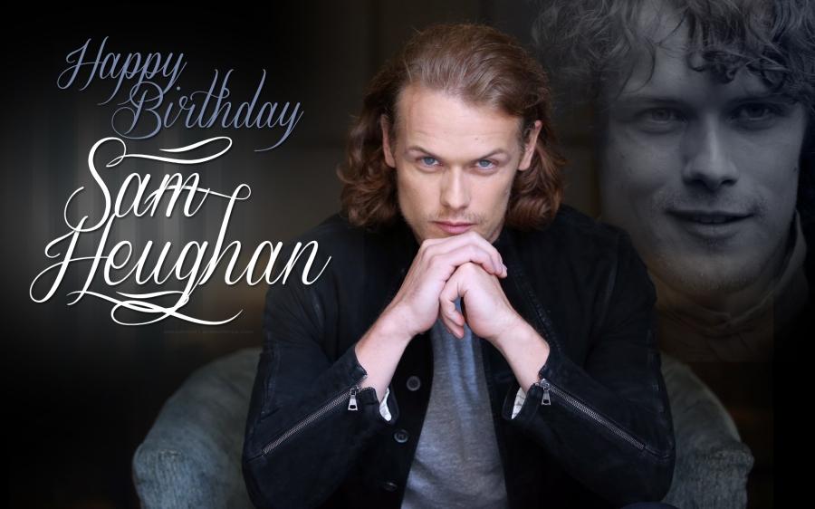 SamHeughan_birthday