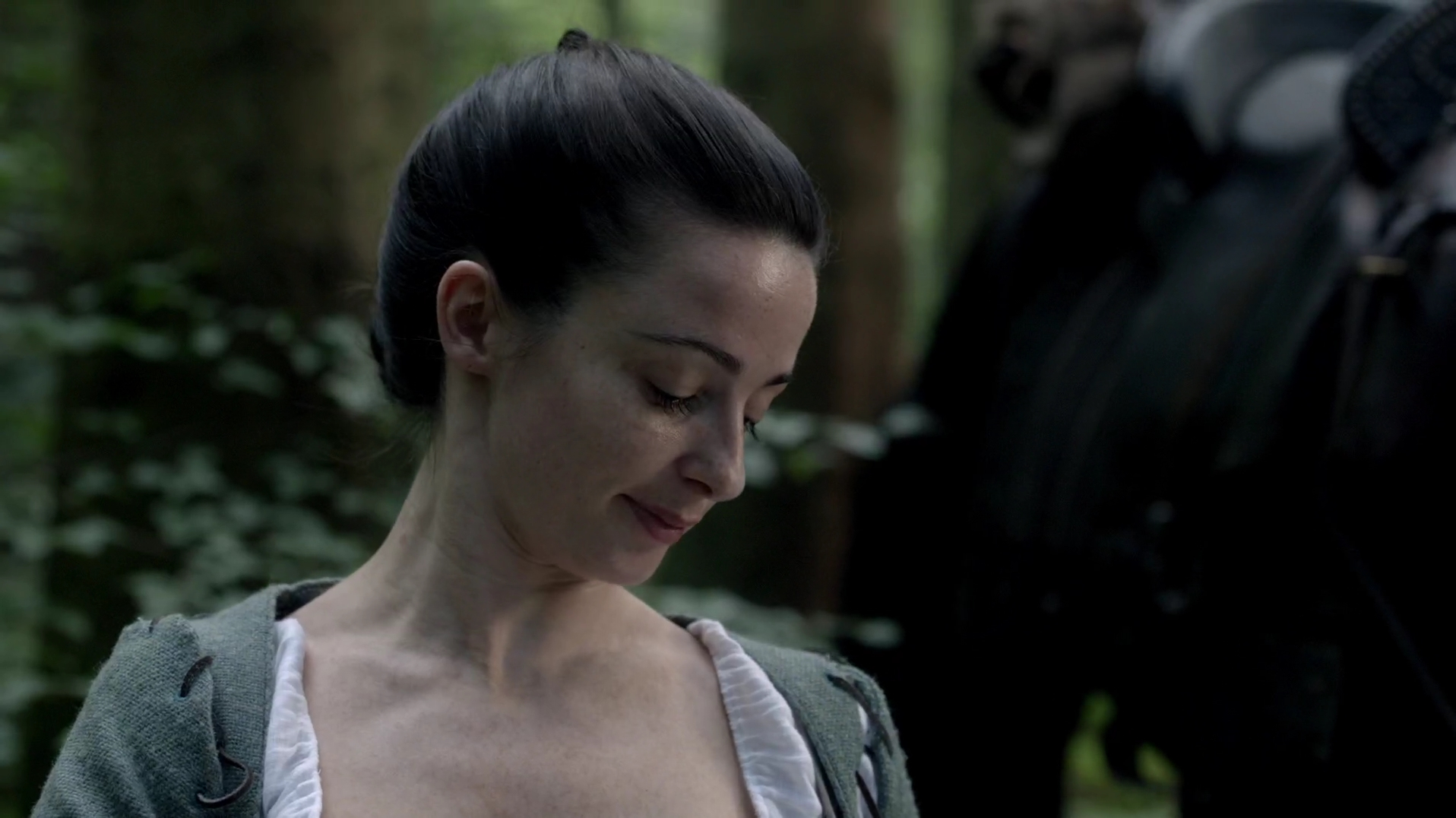 image Laura donnelly nude outlander s01e14