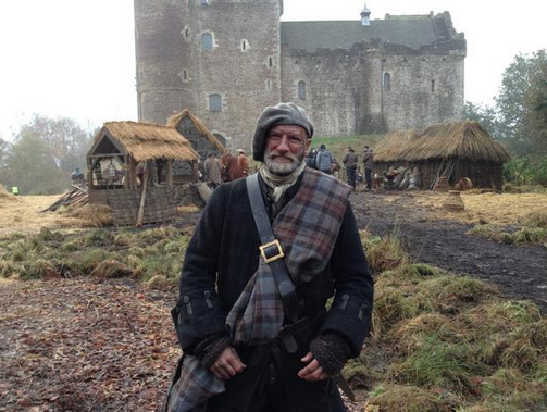 @Outlander_Starz As we begin Droughtlander, here's a photo outside the family home...