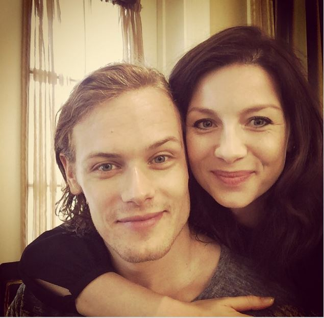 Abbie salt sam heughan dating amy 1