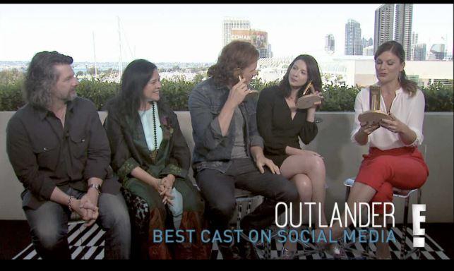 San Diego Comic-Con | Outlander Online | Page 6