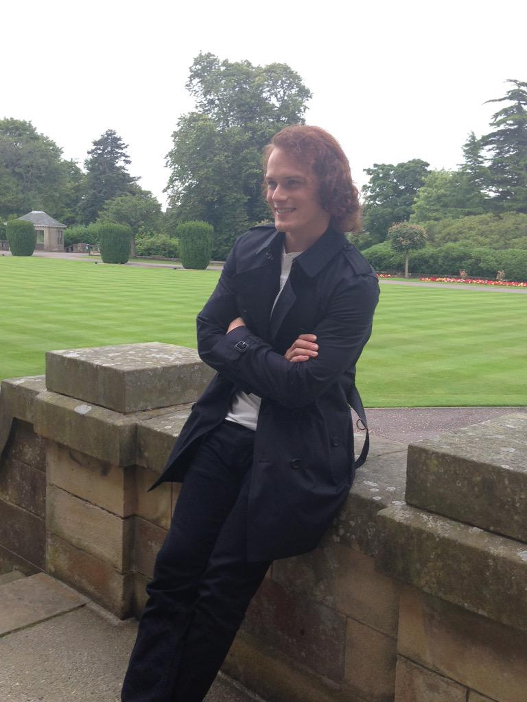 New Interview of Sam Heughan With Daily Record | Outlander Online