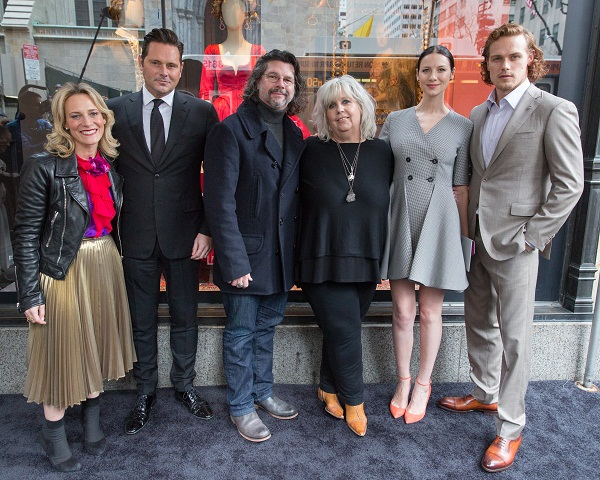 New Outlander Cast Interview with 'Fashion and Style ...