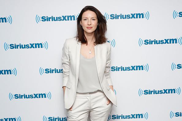 Celebrities Visit SiriusXM - April 29, 2016