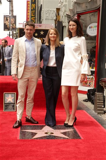 Jack O'Connell, Jodie Foster, Caitriona Balfe