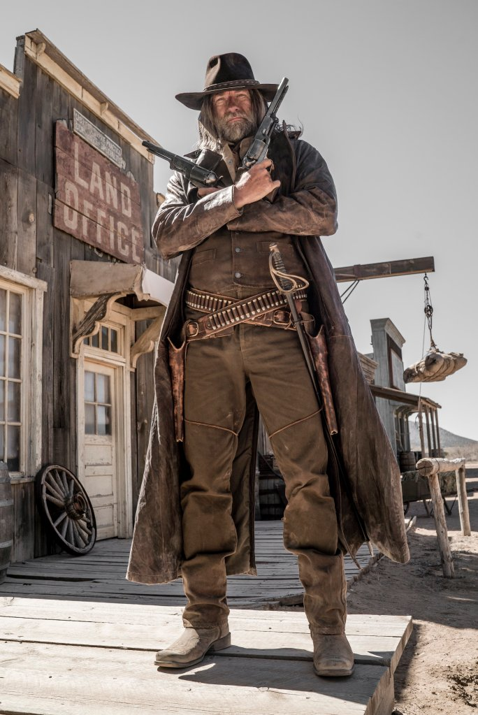 Graham McTavish as The Cowboy - Saint of Killers _ Season 1 - Photo Credit: Lewis Jacobs/Sony Pictures Television/AMC