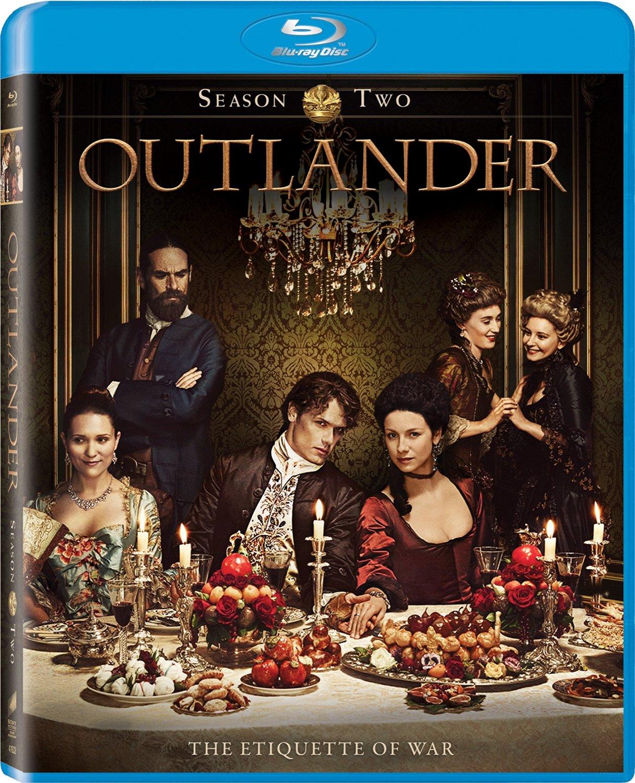 NEW Outlander Season 2 Blu-Ray and DVD Info