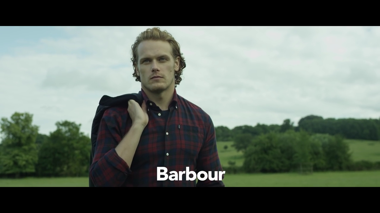 "4e5829f03ed 240+ HQ Screencaps of Sam Heughan From the ""Barbour"" Video » sam-heughan- barbour-shirt-department-hd-720p-mp4 000059080 Leave a comment"