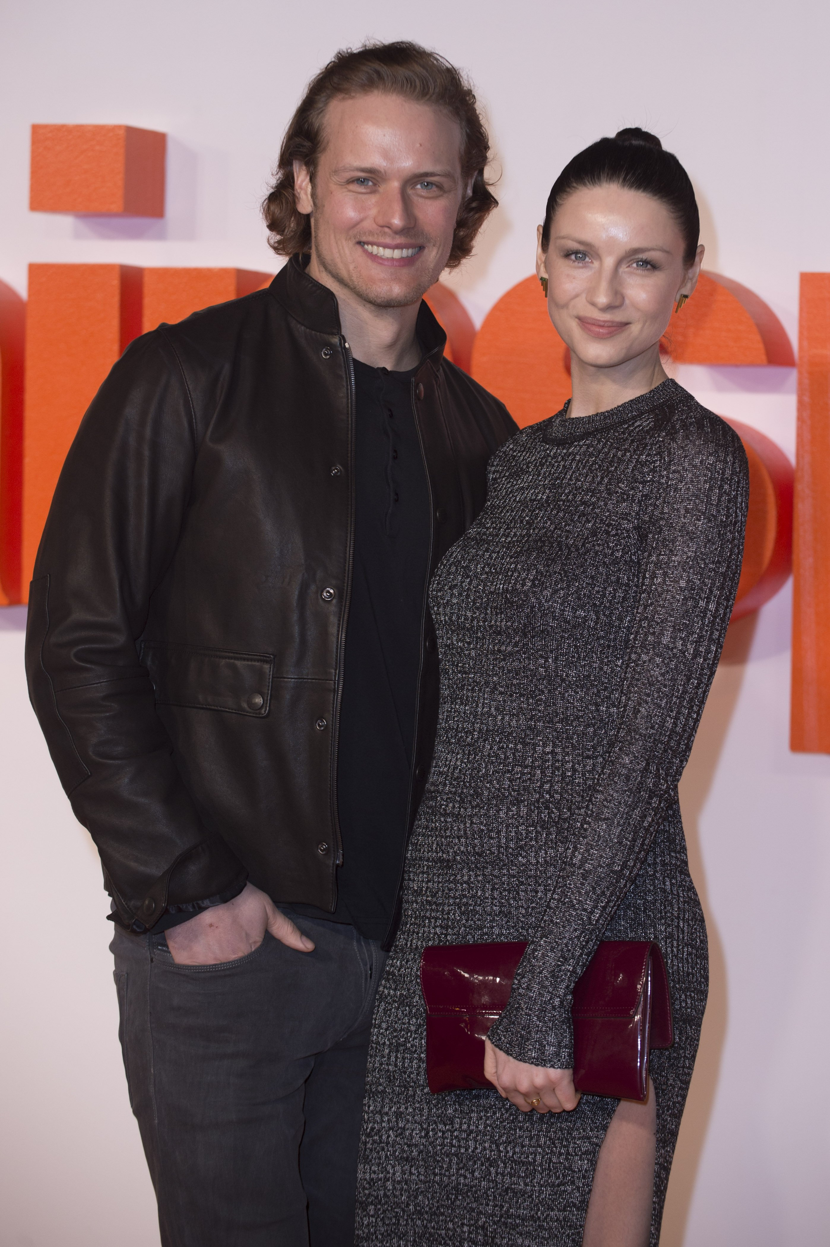 New* 30 HQ Pics of Caitriona Balfe & Sam Heughan at the