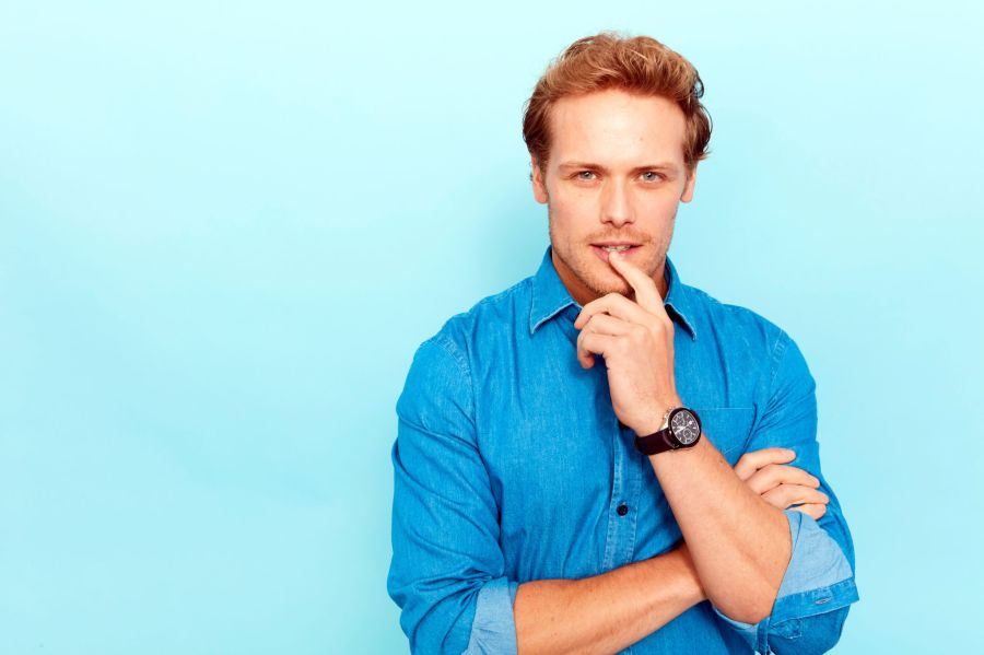 NEW Interview with Sam Heughan from The Daily Mail   Outlander Online
