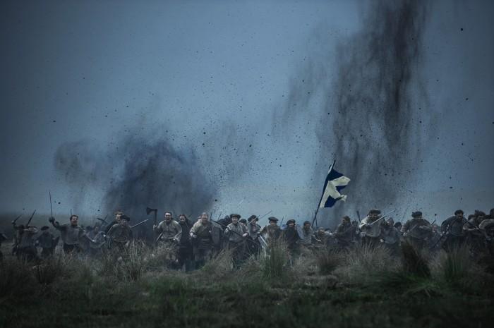 Jamie su vida en Escocia 1071