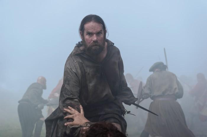 Jamie su vida en Escocia 1081