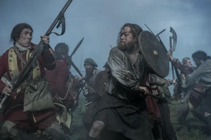 Jamie su vida en Escocia 1091