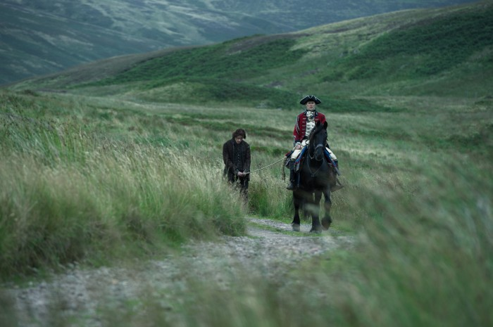 Jamie su vida en Escocia 130