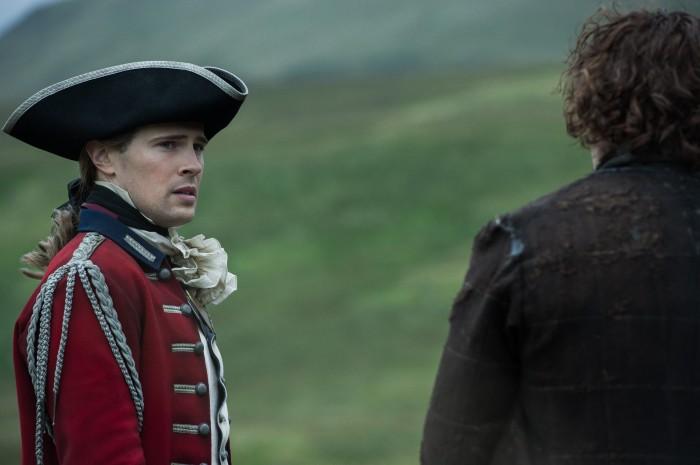 Jamie su vida en Escocia 1321