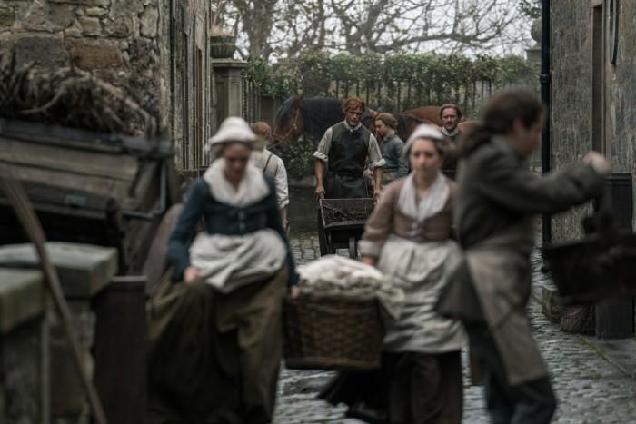 Jamie su vida en Escocia 144