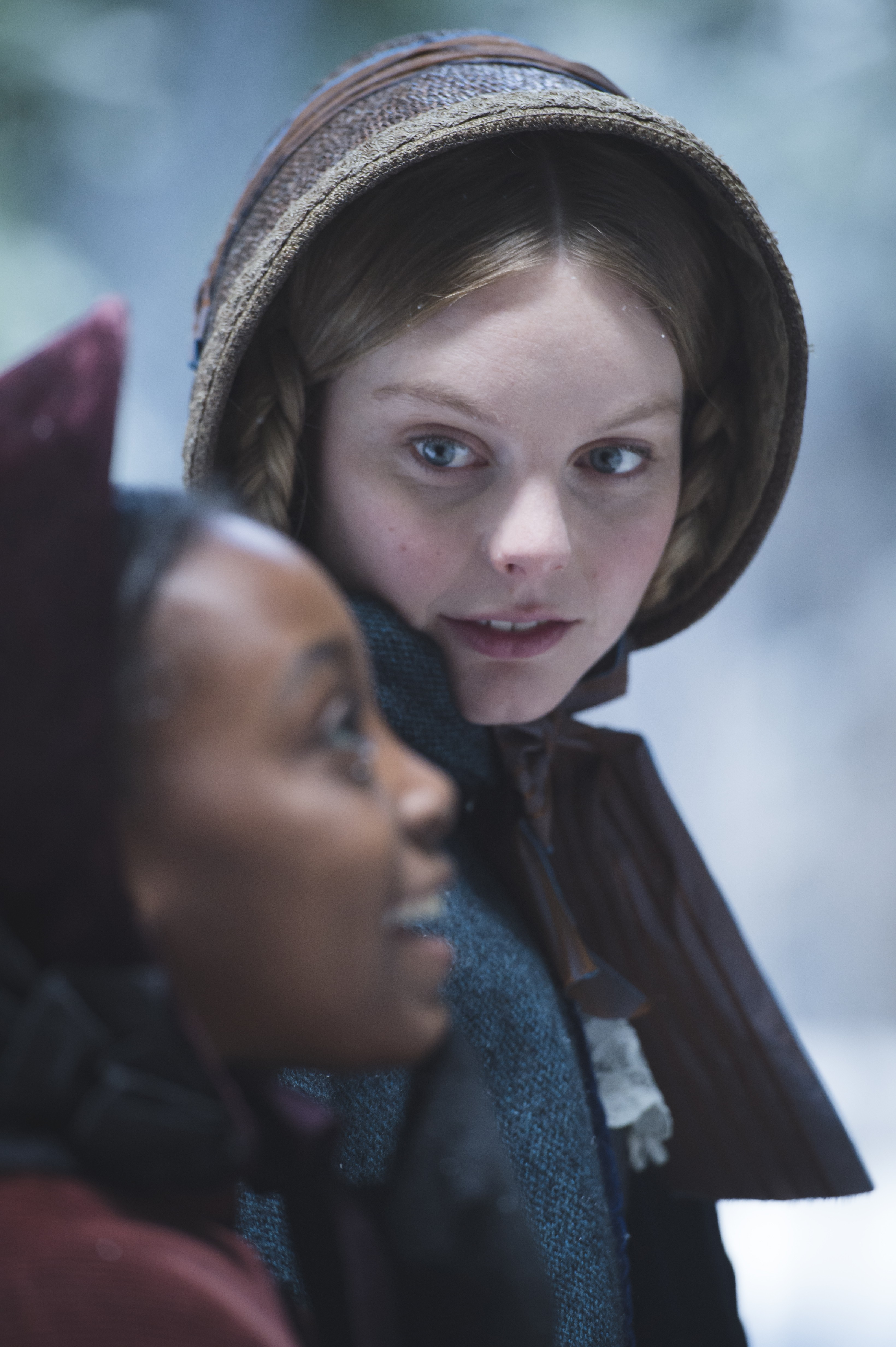 Victoria Christmas Special.New Hq Stills Of Nell Hudson In Itv S Victoria Christmas