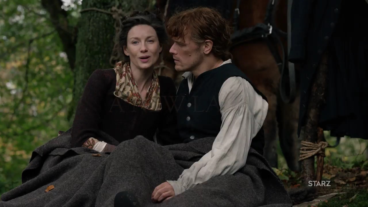 The Outlander Season 4 Teaser Is Here to Slake Your Scottish Hunk Thirst