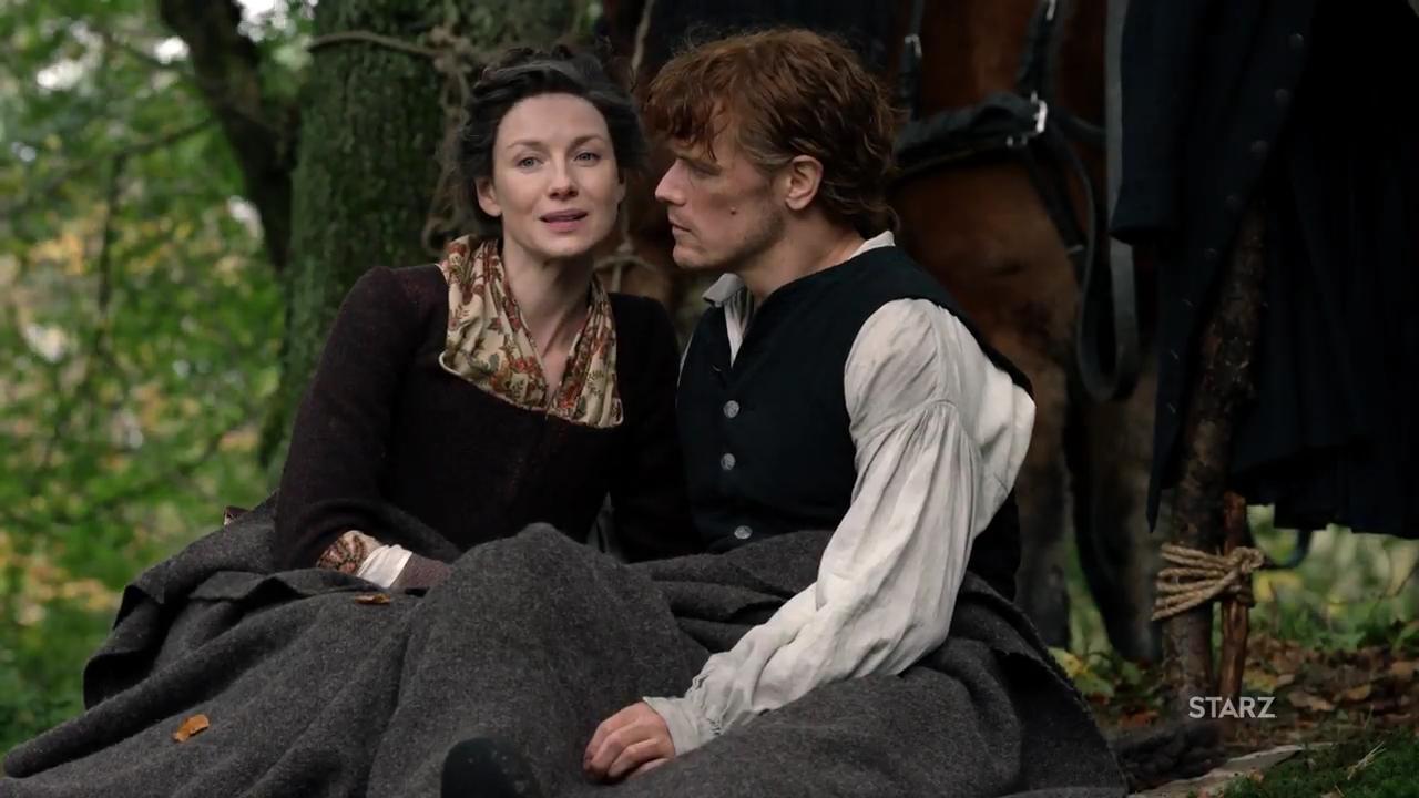 The Outlander Season 4 Trailer Is Here, So Gird Your Loins