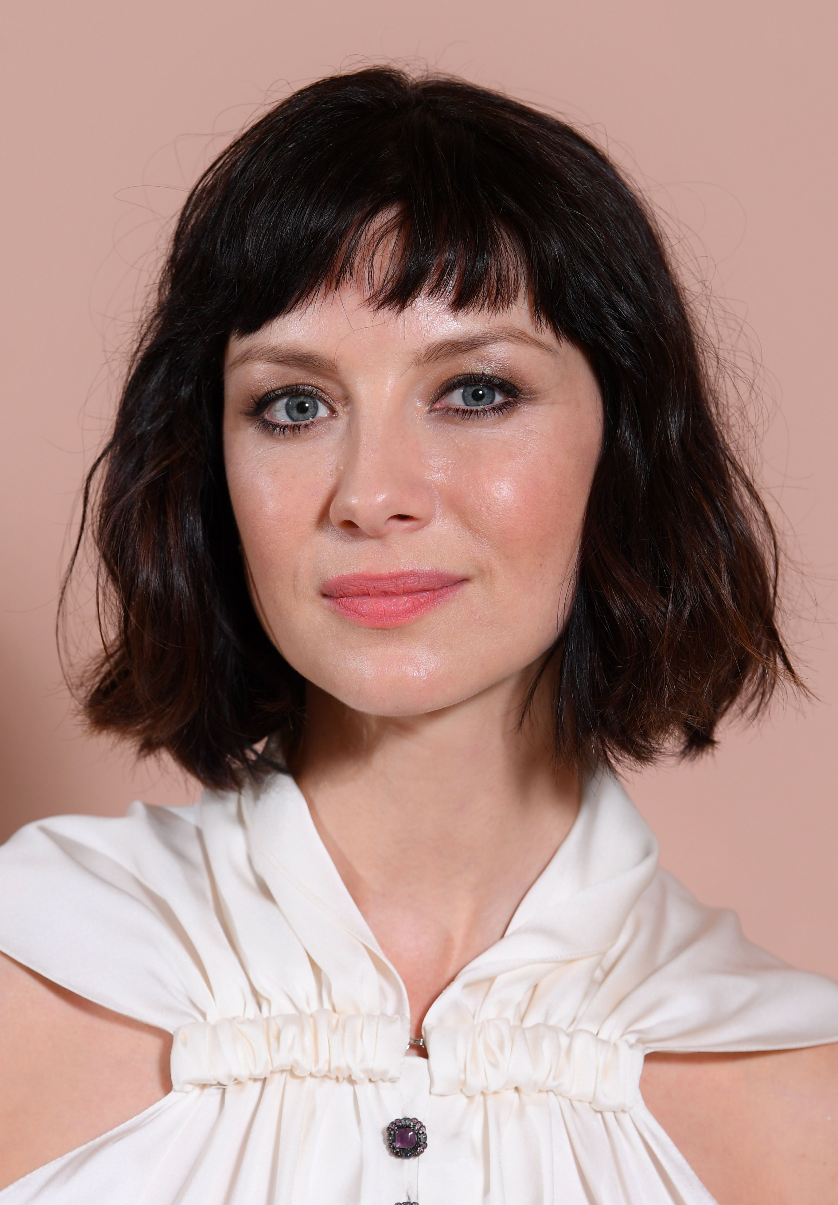 Meet Press Interview >> NEW HQ Pics of Caitriona Balfe at the BAFTA Nominees Party 2018 | Outlander Online