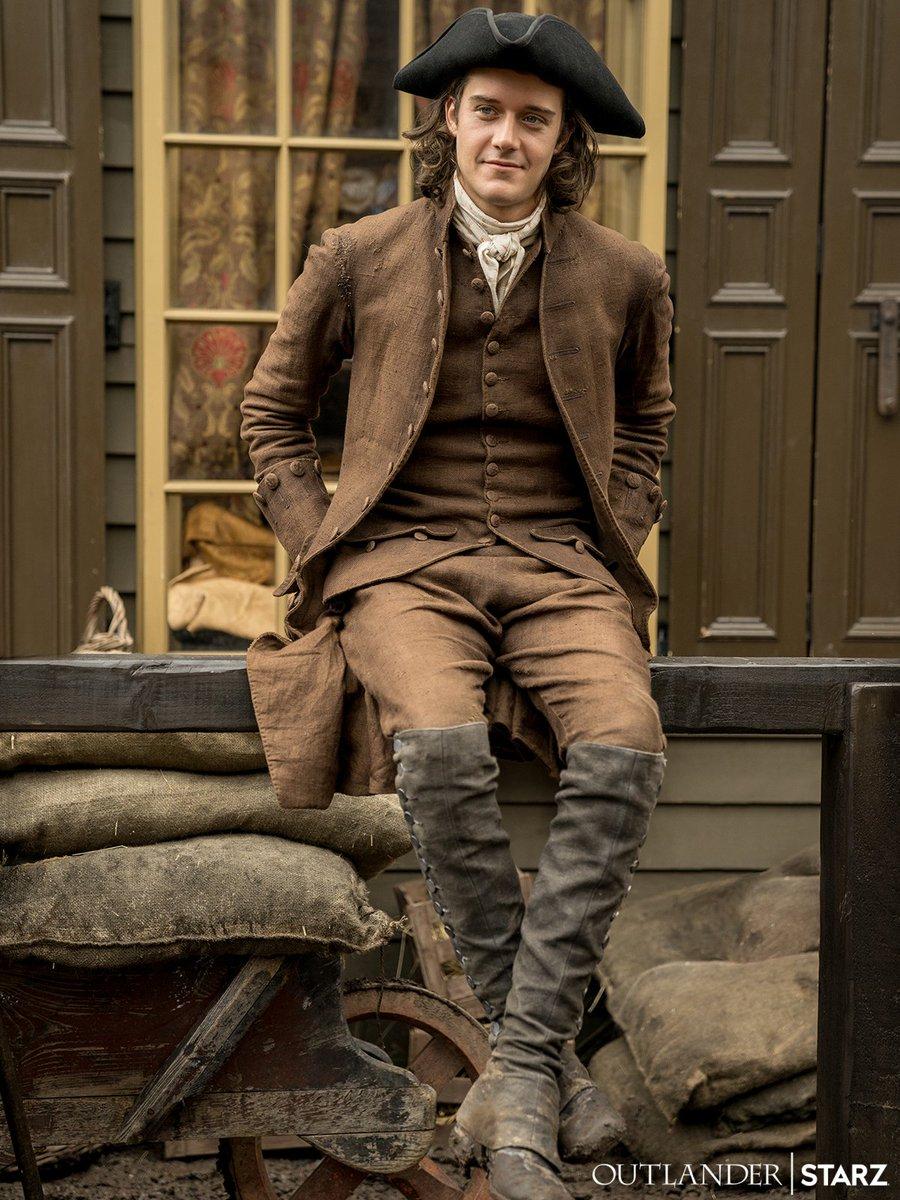 Outlander Fergus
